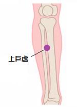 腸炎ツボ2