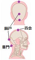頭痛ツボ1