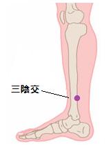膀胱炎ツボ5